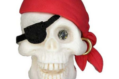 Pirate Skull - 50252