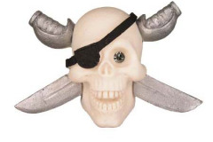 Pirate Skull - 50514