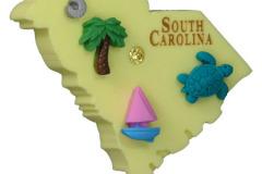 South Carolina - 91008