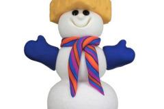 Snowman, hat 72000C