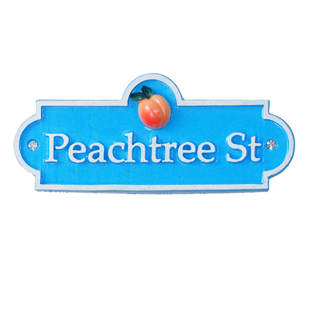 NEW! Peachtree St. Sign